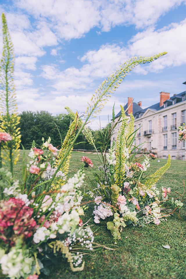 Château de Thugny-Trugny - Mariage dans les Ardennes - Mariage en Champagne