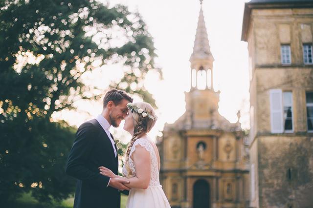 Mariage au Château de Preisch - Mariage en Meurthe et Moselle - Mariage Est de la France - Mariage Luxembourg - photographe mariage Luxembourg